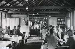 Cookhouse, 1935